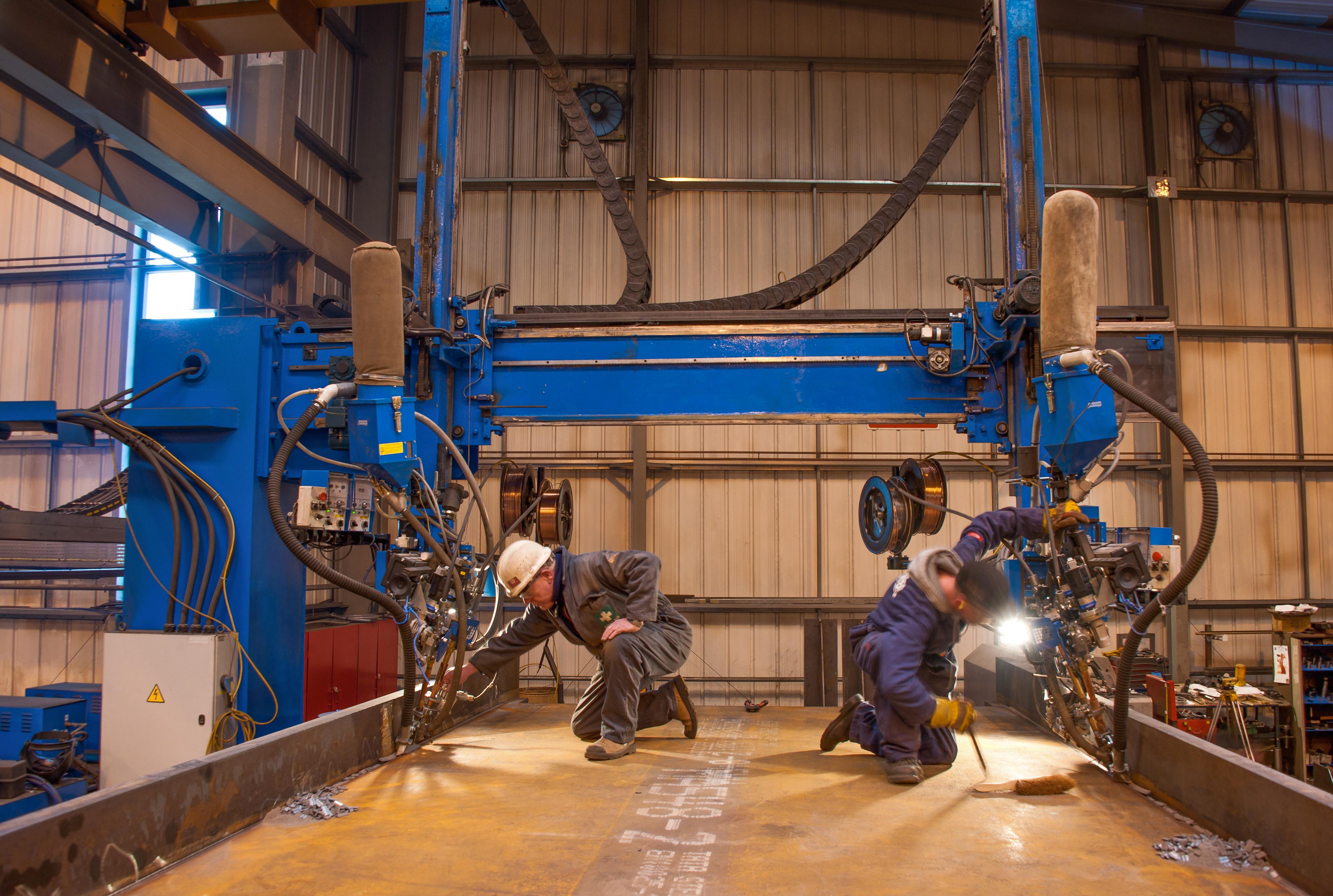 Allerton Steel | Plate Girders